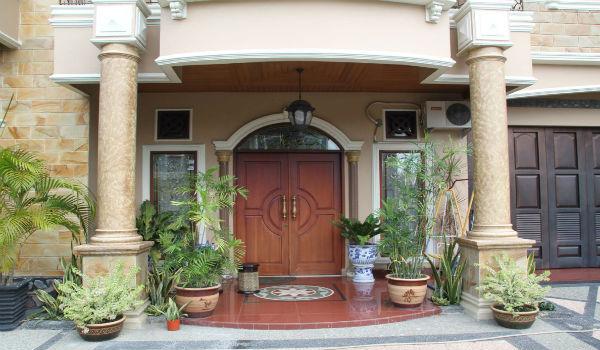 contoh rumah mewah 2