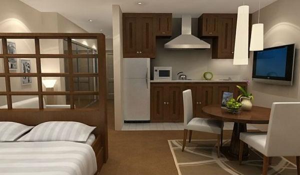 unit apartemen minimalis
